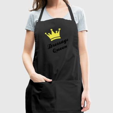 dressage queen - Adjustable Apron