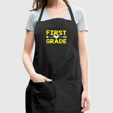 FIRST GRADE - Adjustable Apron
