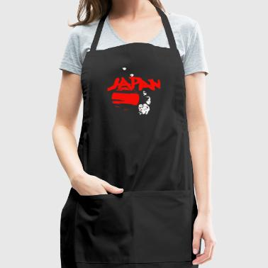 Japan Adolescent Sex - Adjustable Apron