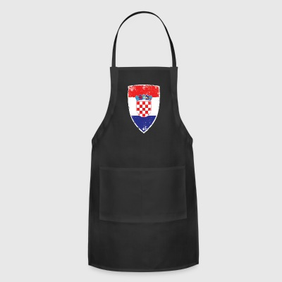Flag of Croatia - Adjustable Apron