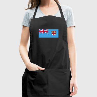 Fijian Flag - Adjustable Apron