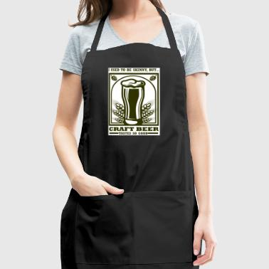 I used to be skinny... - Adjustable Apron