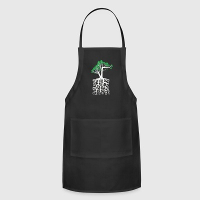 Square Root - Adjustable Apron