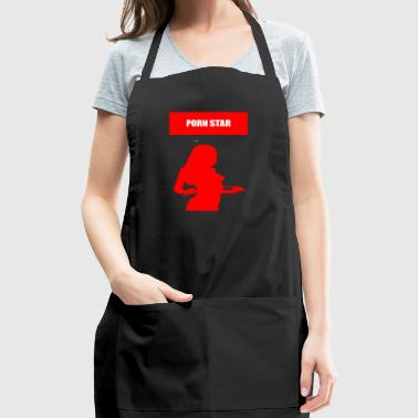PORN STAR - Adjustable Apron