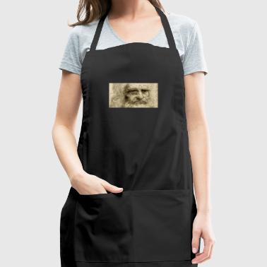 leonardo da vinci - Adjustable Apron
