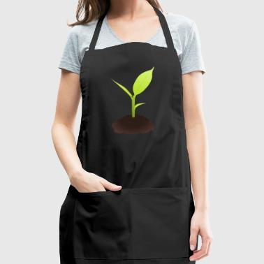 Growing Plant - Adjustable Apron