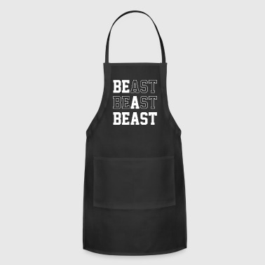 Be A Beast - Adjustable Apron