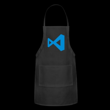visual studio code - Adjustable Apron