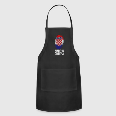 Made in Croatia / Hrvatska - Adjustable Apron
