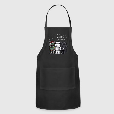 Coba It s Cold Outside - Adjustable Apron