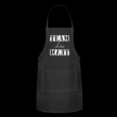 Team Lisa - Adjustable Apron