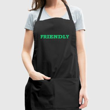 friendly - Adjustable Apron