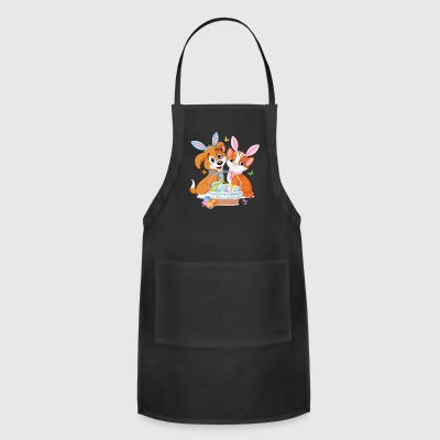 cat and dog 9 - Adjustable Apron