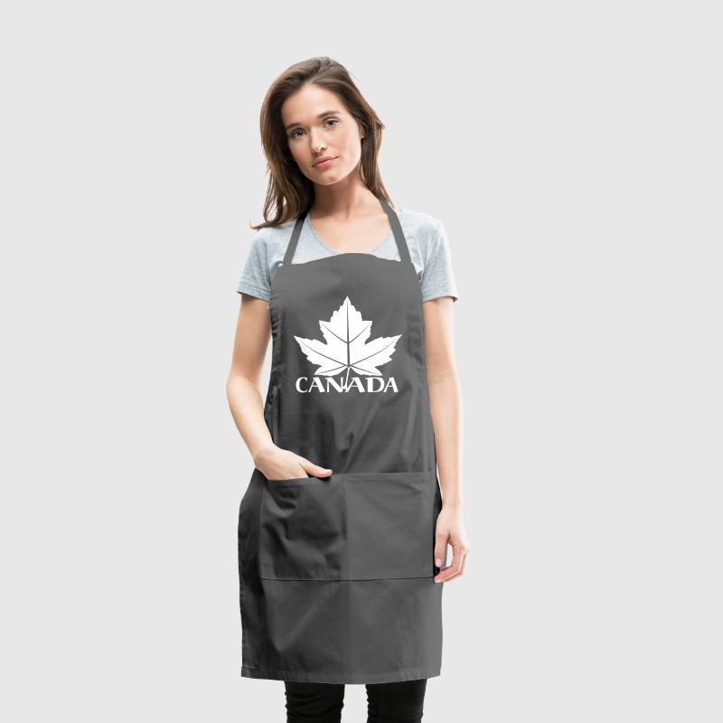 Gold Canada Souvenir Art - Adjustable Apron