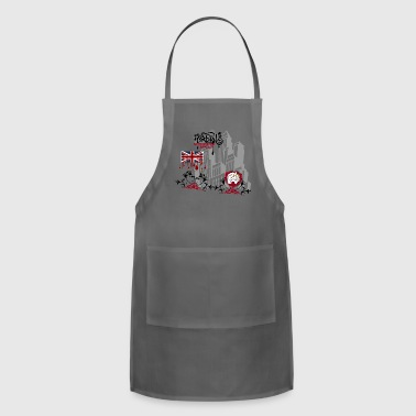 ENGLAND URBAN - Adjustable Apron