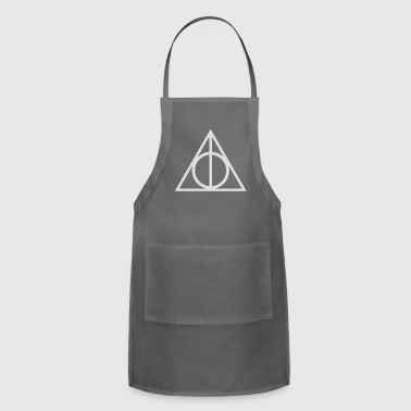 Deathly Deathly hallows - Adjustable Apron