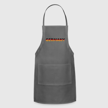 Federal Republic Of Germany Germany - Adjustable Apron