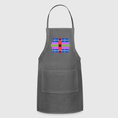Symbols & Shapes Shapes - Adjustable Apron