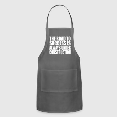 the road - Adjustable Apron