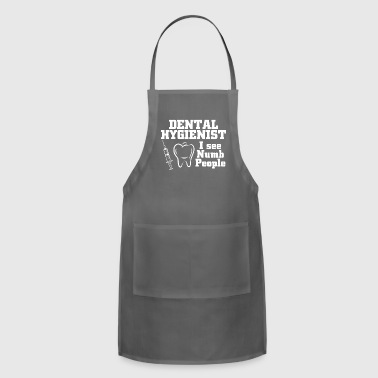 Dental Hygienist Dental Hygienist - Adjustable Apron