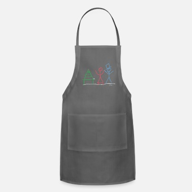 Couples Married couple - Apron