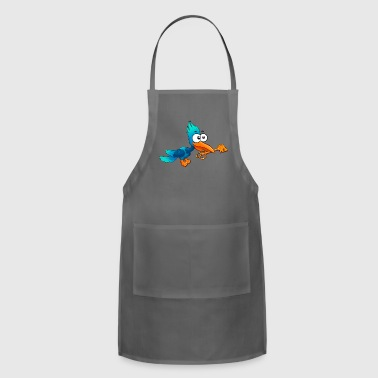 fantastic bird fantastic character key - Adjustable Apron