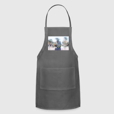 Monk Parrot - Adjustable Apron