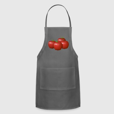 Apples - Adjustable Apron