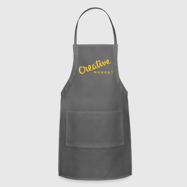 Creative Market - Adjustable Apron