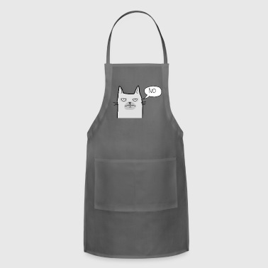 Grumpy Cat - Adjustable Apron