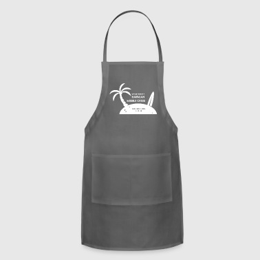 HAWAIIAN MISSILE CRISIS - Adjustable Apron