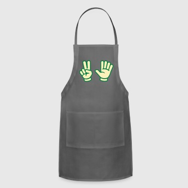 Ancient Peace - Adjustable Apron