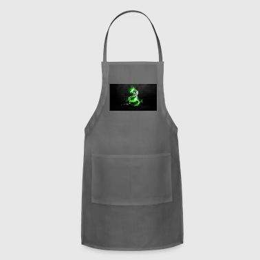 green-dragon-wallpapers-hd - Adjustable Apron