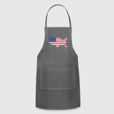 United states - Adjustable Apron