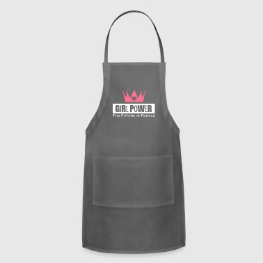 Woman Power Girl Power Woman Power - Adjustable Apron