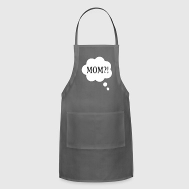 Thought Bubble - Adjustable Apron