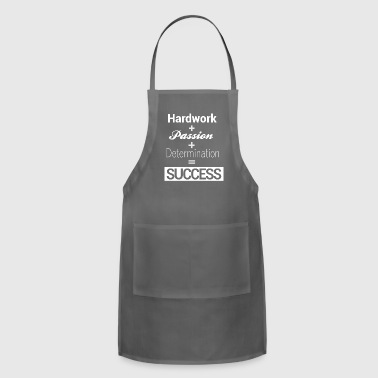 Hardwork = Success - Adjustable Apron