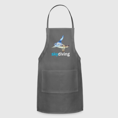 skydiving - Adjustable Apron