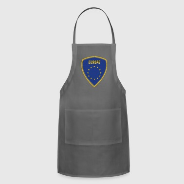 Europe Emblem - Adjustable Apron