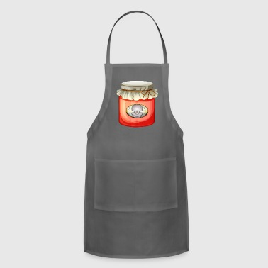 Pearls and Jam - Adjustable Apron