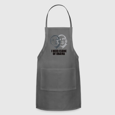 obama clone - Adjustable Apron