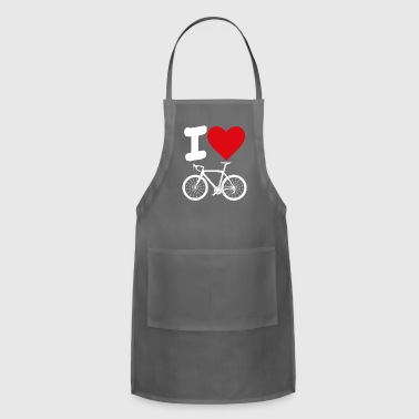 Road Bike I love road biking - Adjustable Apron