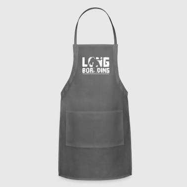 LONGBOARDING - Adjustable Apron