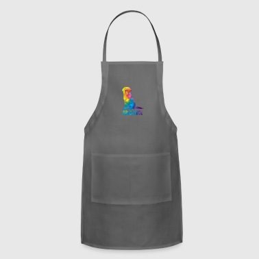T-Shirt Retriever Obedience - Adjustable Apron