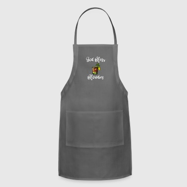 Bloody Mary God Bless Bloodies - Adjustable Apron