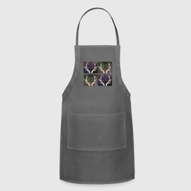 Deer antler - Adjustable Apron