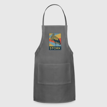 Stork - Adjustable Apron