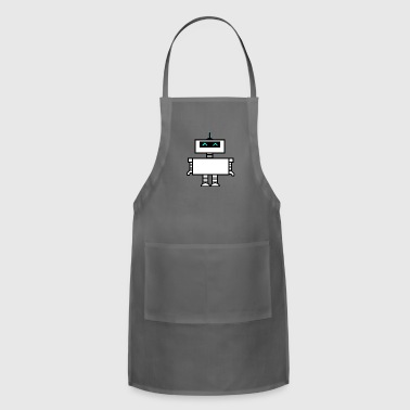 Futuristic Robot - Adjustable Apron