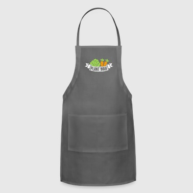 Vegan Vegetarian - Adjustable Apron