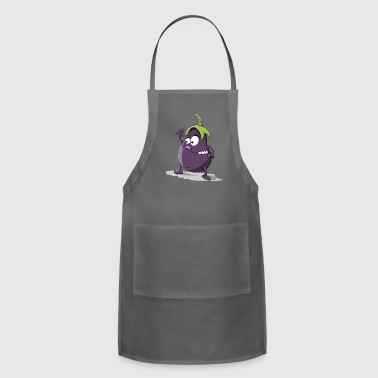 Violet Aubergine - Adjustable Apron